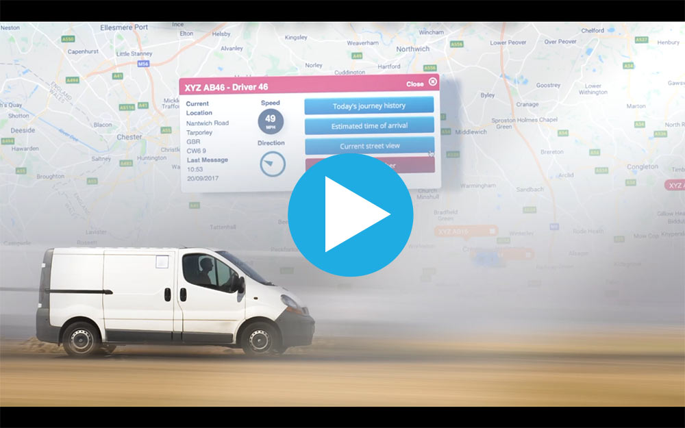 Vehicle Tracking and Vehicle Telematics Solutions from Kinesis
